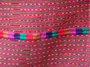 Weaving in Some New Threads