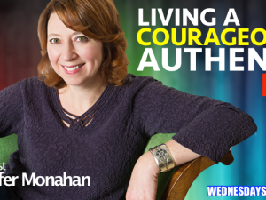 Courage, Authenticity and Fear…oh my!