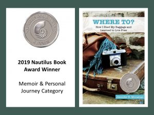 Nautilus Book Award Winner!